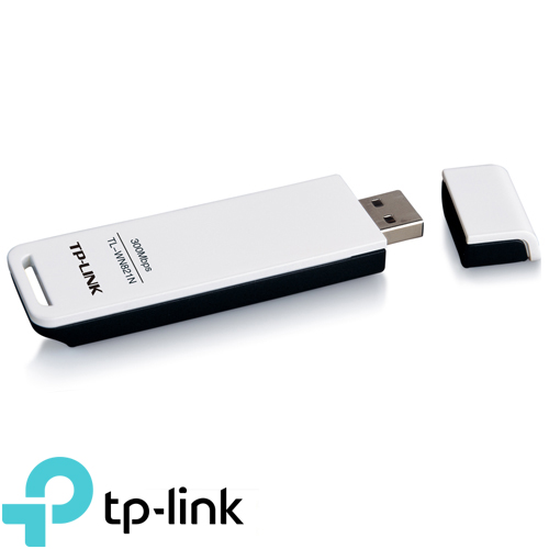 בנפט כרטיס רשת אלחוטי TP-Link TL-WN821N USB עד 300Mbps תקן N OH-23