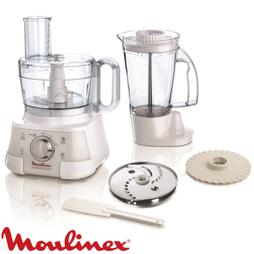 מפוארת מעבד מזון + בלנדר Moulinex FP5131 750W IN-03