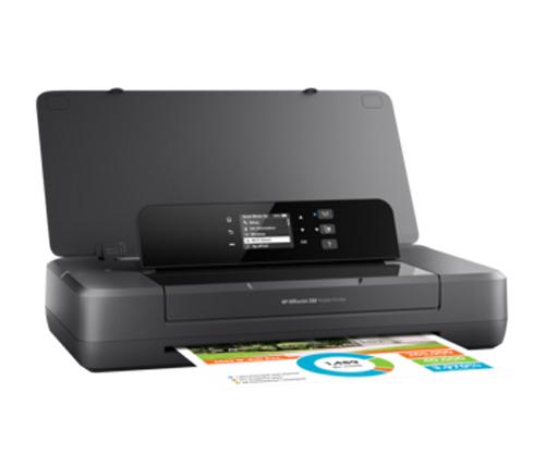 טוב מאוד מדפסת ניידת HP OfficeJet 202 Mobile (N4K99C) Wi-Fi JK-46