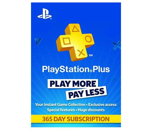 כרטיס מנוי Sony PlayStation Plus  לשנה למשתמש ישראלי