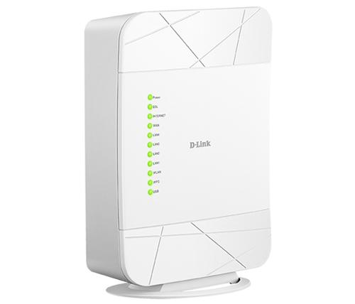 נתב / ראוטר + מודם D-LINK DSL-G225 VDSL2 N ADSL2+/Gigabit WAN עד 300Mbps