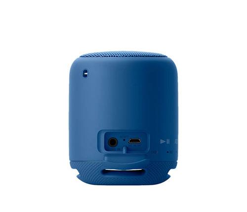 עדכון מעודכן רמקול נייד Sony SRS-XB10 Bluetooth EXTRA BASS 10W בצבע כחול KZ-87