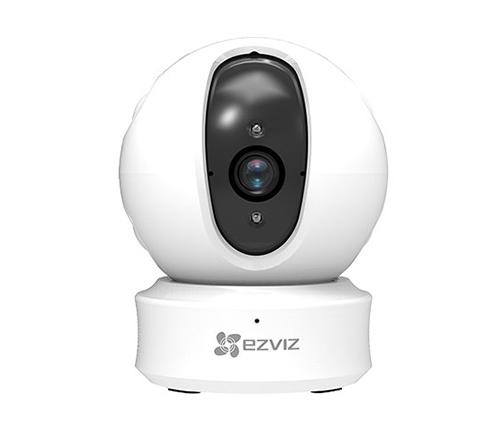 מצלמת אבטחה אלחוטית מתכווננת בצבע לבן