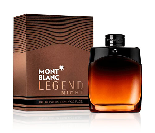 בושם לגבר Montblanc Legend Night E.D.P או דה פרפיום 100ml
