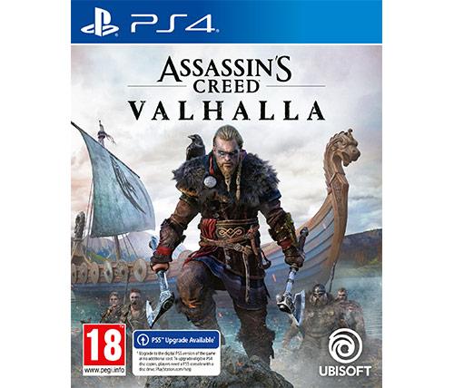 משחק Assassin's Creed Valhalla PS4
