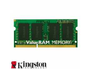זכרון למחשב נייד Kingston ValueRAM DDR3 KVR13S9S8/4 SO-DIMM