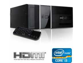 מחשב סלוני Intel ליבה כפולה Core i3 3220 Ivy Bridge