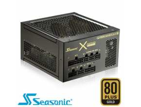 ספק כח Seasonic X-SERIES FANLESS 400W
