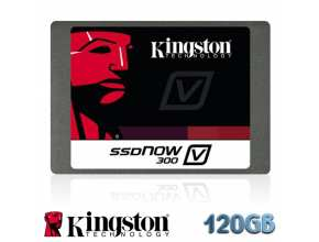 דיסק קשיח Kingston V300 120GB SV300S37A/120G SSD