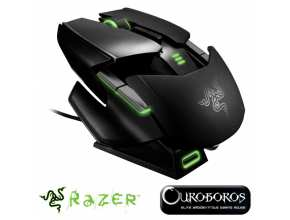 עכבר Razer Ouroboros Wireless Gaming 8200Dpi