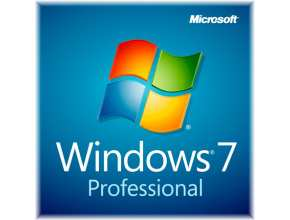 מערכת הפעלה Microsoft Windows 7 Professional 64Bit OEM Hebrew