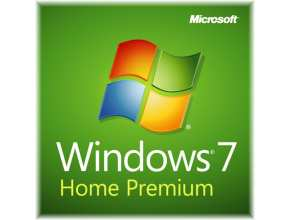 מערכת הפעלה Microsoft Windows 7 Home Premium 32Bit OEM English