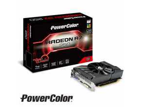 PowerColor AMD Radeon R7 250 OC 1G GDDR5