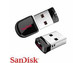 זכרון נייד SanDisk Cruzer Fit 64GB