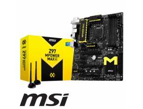 לוח אם MSI Z97 MPOWER MAX AC