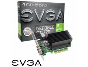EVGA NVIDIA GeForce GT720 1GB DDR3
