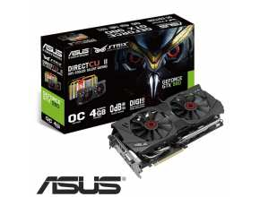 Asus NVIDIA GeForce STRIX GTX980 OC DC2 4GB GDDR5