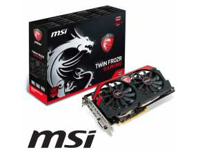 MSI AMD Radeon R9 280X Gaming 3GB GDDR5