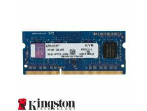 זכרון למחשב נייד Kingston 4GB DDR3 1600MHz Low Voltage