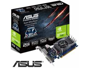 Asus Nvidia GeForce GT730 2GB GDDR3 GT730-2GD5-BRK