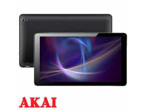 "טאבלט Akai Wi-Fi AK-8472 10.1"" Black 8GB Quad Core"