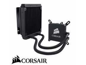 קירור נוזלי למעבד Corsair Hydro Series™ H60 High Performance Liquid CPU Cooler
