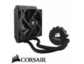 קירור נוזלי למעבד Corsair Hydro Series H55 120mm High Performance Liquid CPU Cooler CW-9060010-WW