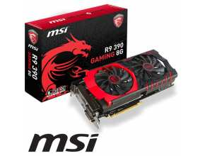 MSI AMD Radeon R9 390 Gaming 8G 8GB GDDR5