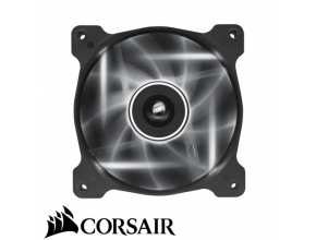 "מאוורר למארז 12 ס""מ  Corsair AF120 Air Series CO-9050015-WLED"