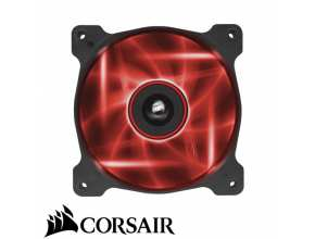 "מאוורר למארז 12 ס""מ  Corsair AF120 Air Series CO-9050015-RLED"