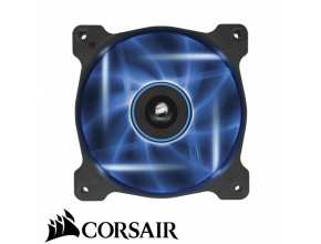 "מאוורר למארז 12 ס""מ  Corsair AF120 Air Series CO-9050015-BLED"