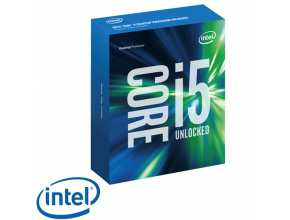 Intel Core i5-6600K Skylake Box
