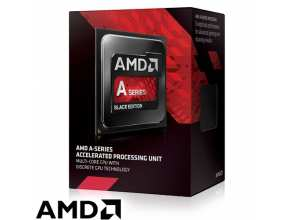 AMD Quad Core A-Series A8-7650K Radeon™ R7 graphics Box