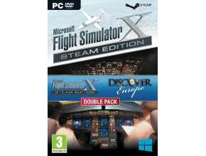 משחק Microsoft Flight Simulator X: Steam Edition PC