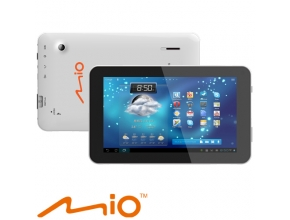 "טאבלט Mio TouchPad 7 Wi-Fi 7"" 8GB Quad Core"