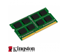 זכרון למחשב נייד Kingston ValueRAM DDR3 KVR16S11S8/4 SO-DIMM