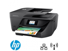 מדפסת משולבת HP Officejet Pro 6960 All-in-One (J7K33A) Wi-Fi
