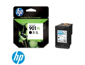 ראש דיו מקורי HP 901XL CC654AE Black