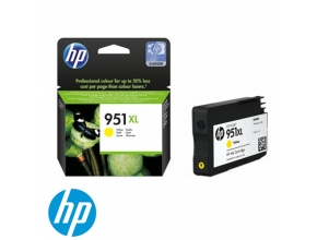 ראש דיו מקורי HP 951XL CN048AE Yellow