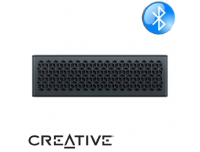 רמקול נייד Creative Muvo Mini Wireless Bluetooth בצבע שחור