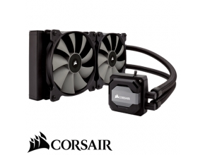 קירור נוזלי למעבד Corsair Hydro Series™ H110i 280mm Extreme Performance Liquid CPU Cooler