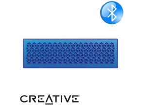 רמקול נייד Creative Muvo Mini Wireless Bluetooth בצבע כחול