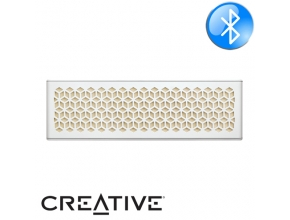רמקול נייד Creative Muvo Mini Wireless Bluetooth בצבע לבן
