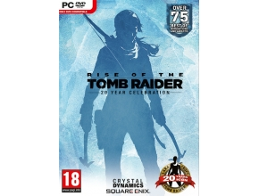 Rise of the Tomb Raider: 20 Year Celebration PC