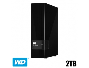 דיסק קשיח חיצוני Western Digital 2TB My Book WDBFJK0020HBK