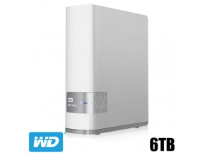 דיסק קשיח חיצוני Western Digital 6TB My Cloud WDBCTL0060HWT
