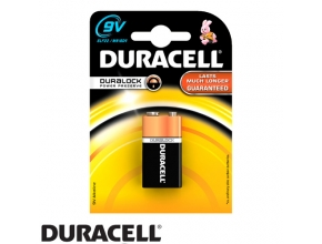 סוללת Duracell PLUS POWER MN1604 9V 1 pack