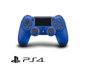 בקר אלחוטי Sony PS4 DUALSHOCK 4 Wireless Controller Wave Blue