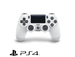 בקר אלחוטי Sony PS4 DUALSHOCK 4 Wireless Controller Glacier White