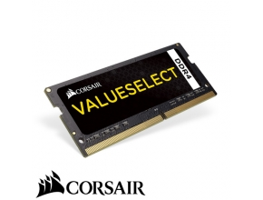 זכרון למחשב נייד Corsair ValueSelect 4GB DDR4 2133MHz CMSO4GX4M1A2133C15 SO-DIMM